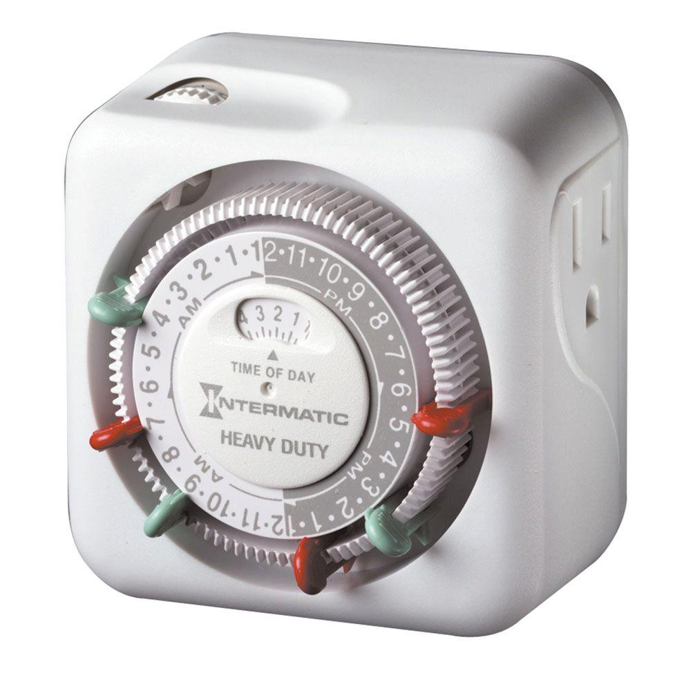 Noma indoor grounded timer manual