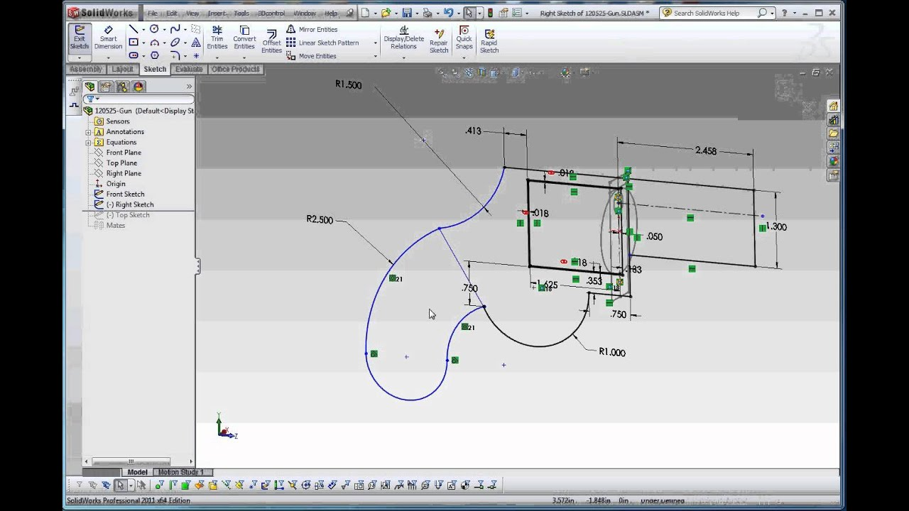Solidworks how to make in context part moveable