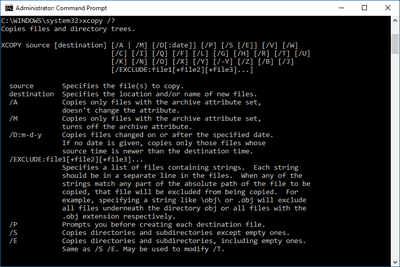 Ms dos commands list with examples pdf