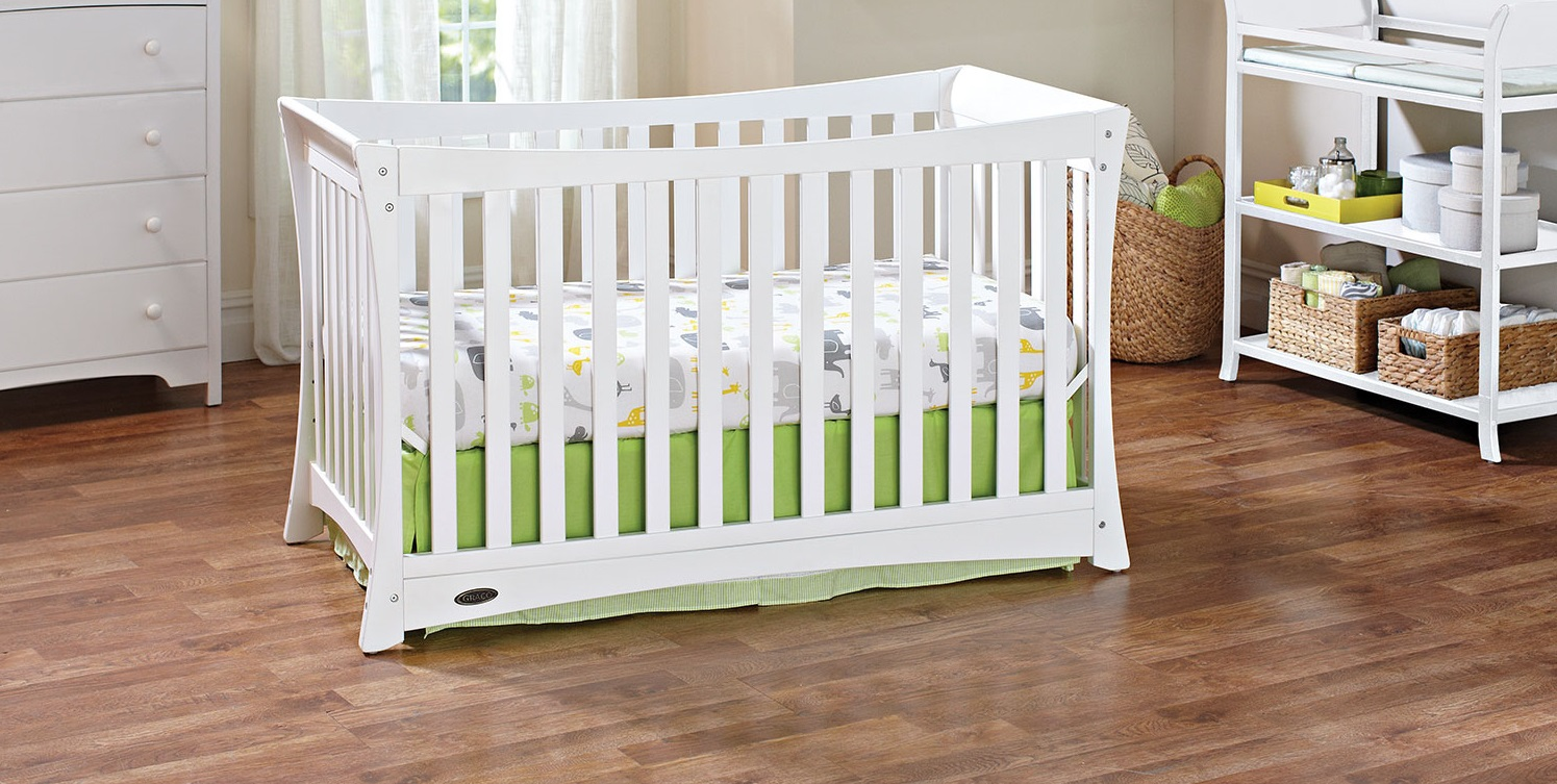 graco tatum 4 in 1 convertible crib instructions