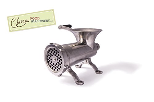 32 stainless steel manual meat grinder