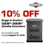 briggs and stratton manual transfer switch