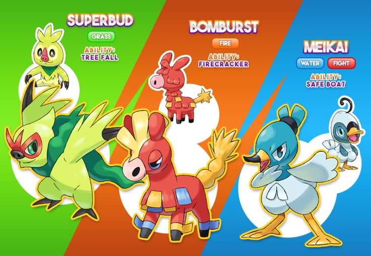 Pokemon x how to get all 3 starters