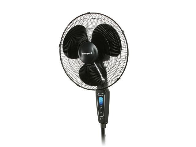 Honeywell quietset stand fan manual