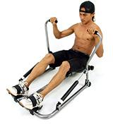 body sculpture rowing machine instructions