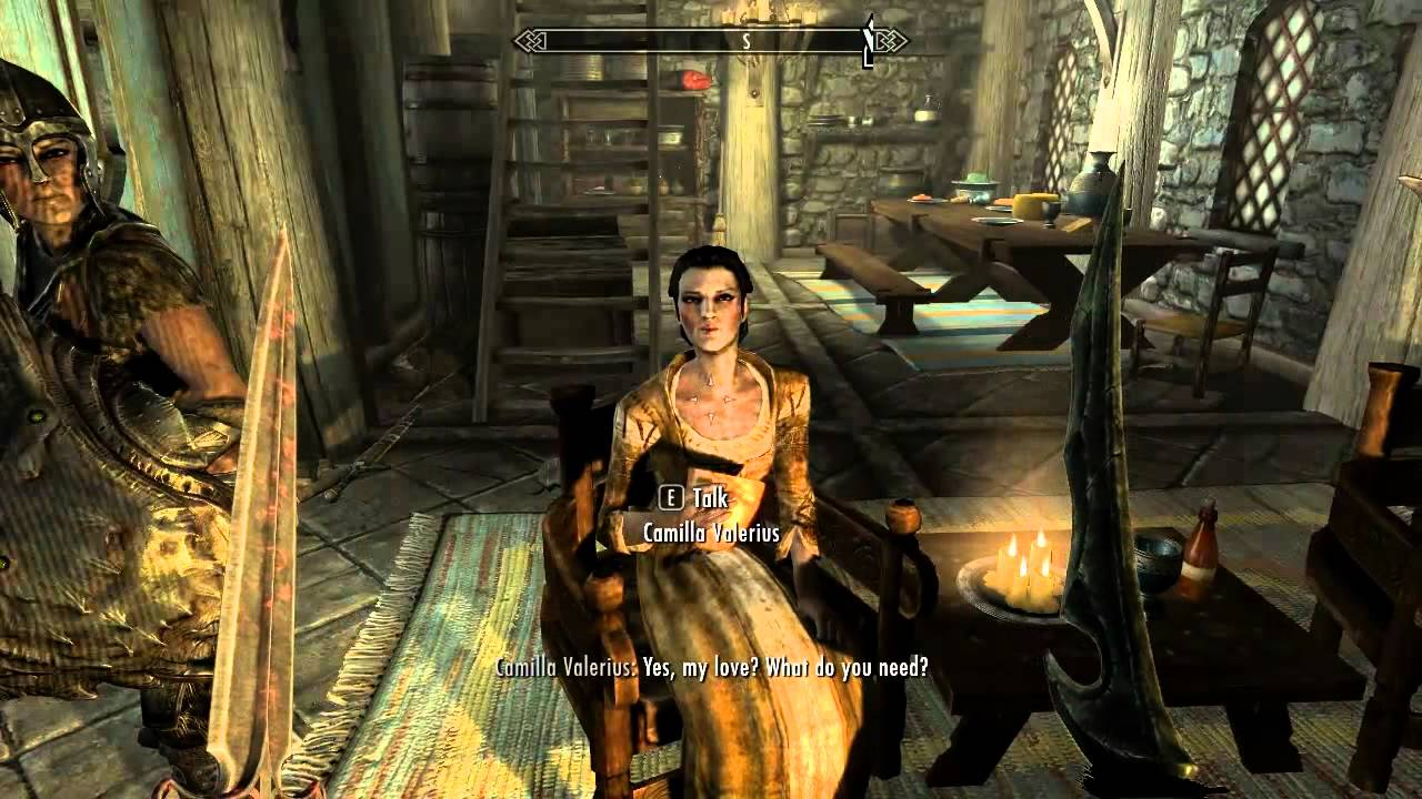 Skyrim cheat room mod how to leave