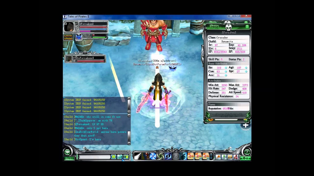 Pirate king online leveling guide