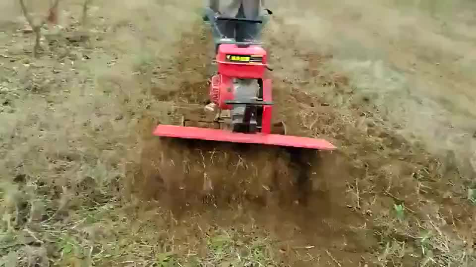 how to use manual cultivator