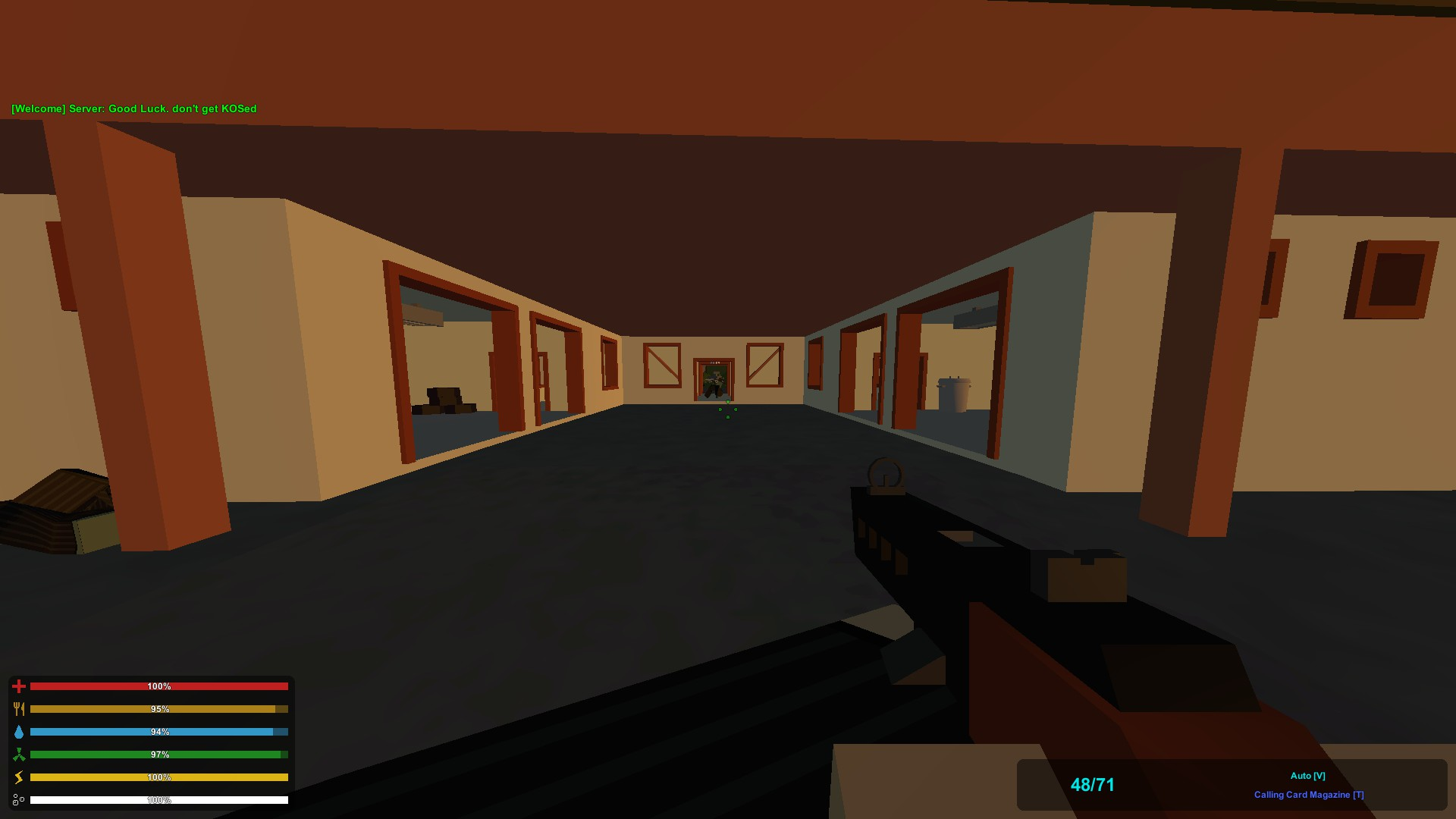 Unturned yukon how to get gas mask