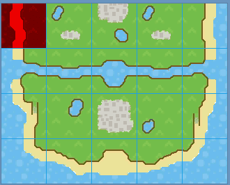 Acnl how to change your town map ourself
