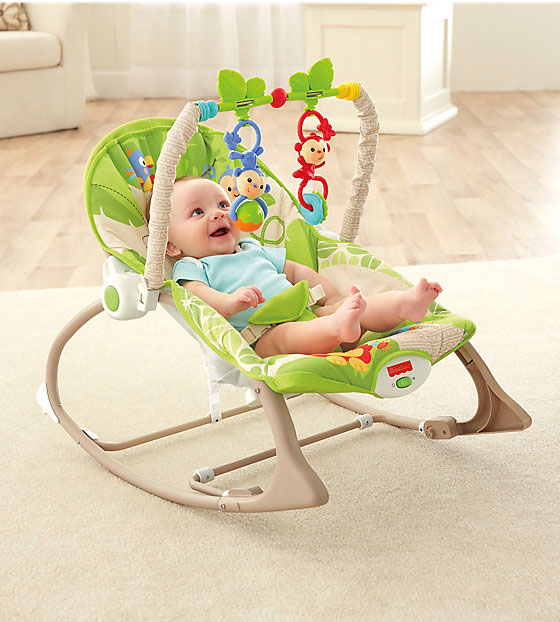 bright starts comfort and harmony bouncer instructions