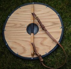 how to make a viking shield instructions