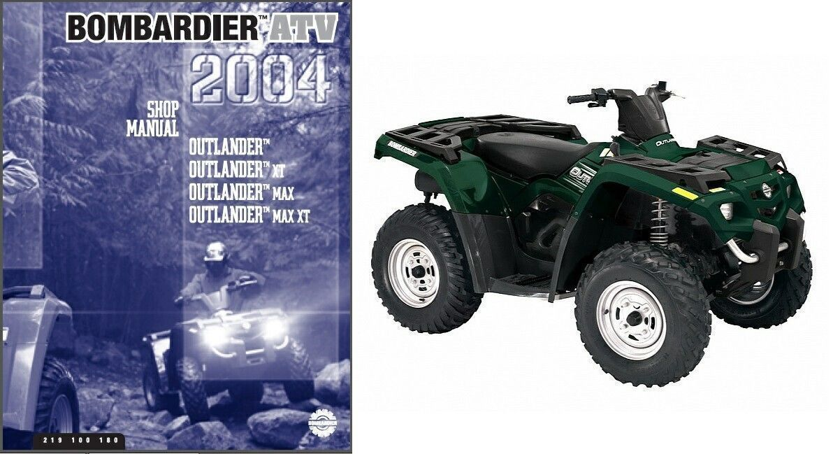 2006 can am outlander 400 service manual