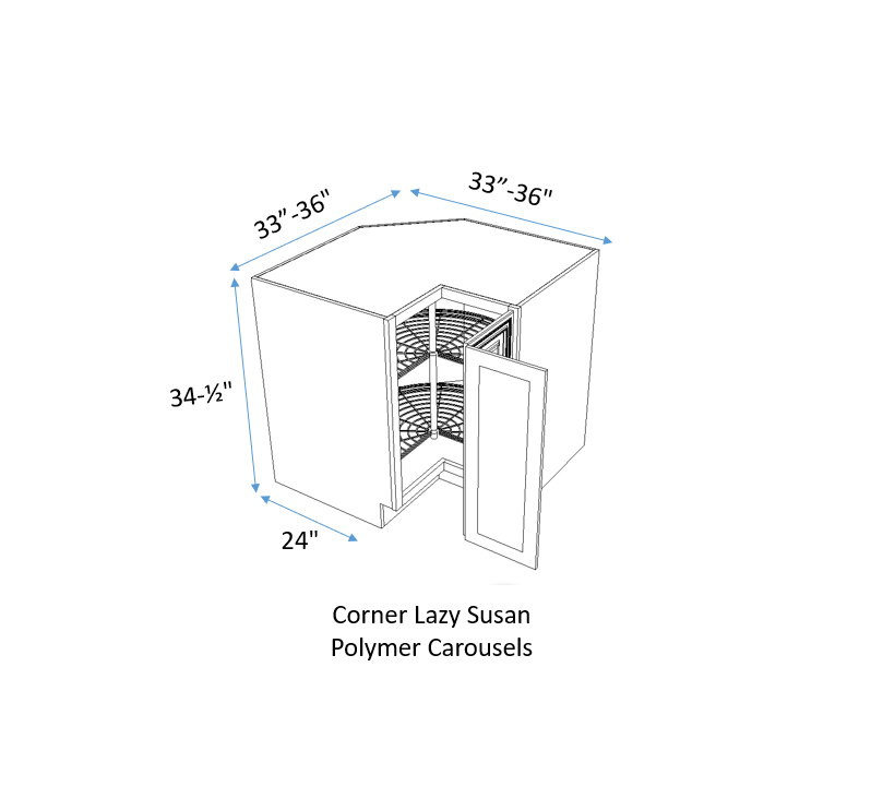 lazy susan assembly instructions