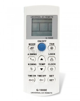 heller air conditioner remotecontroller instruction