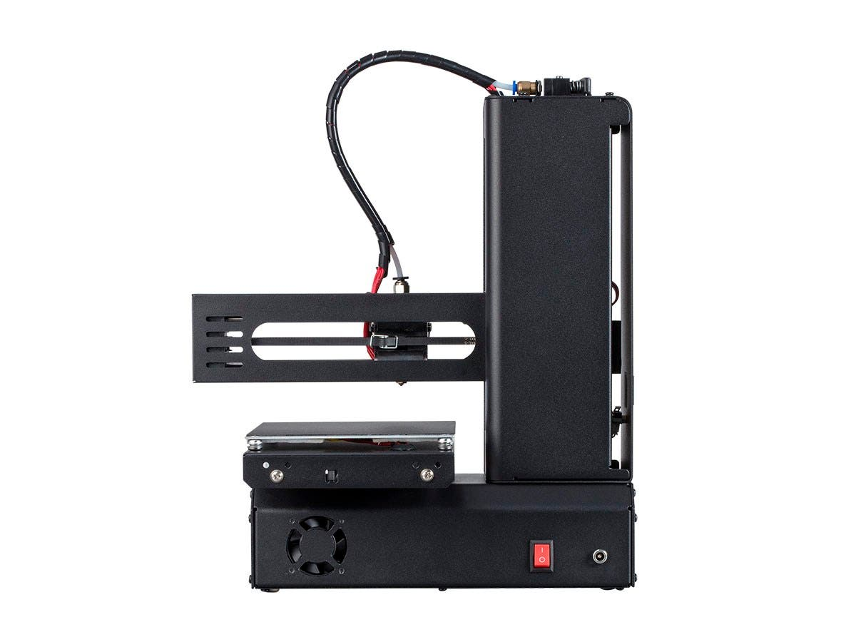 Mp select mini 3d printer v2 manual