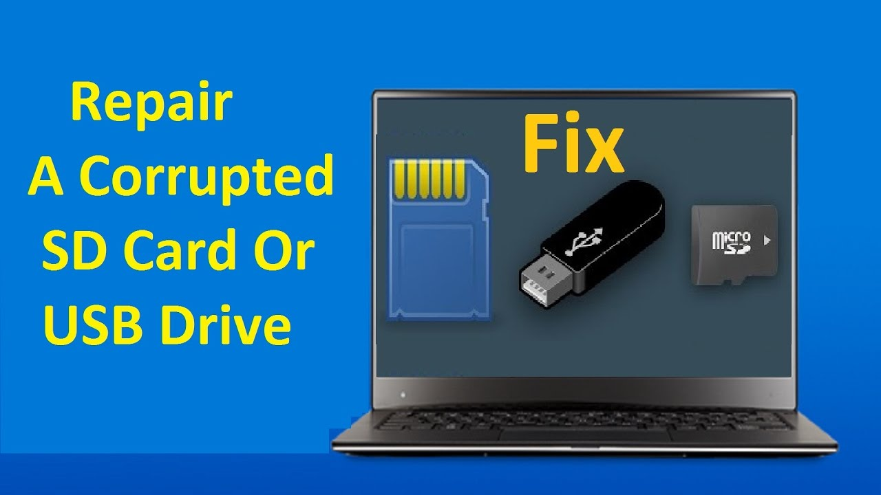 Usb how to fix boot information is corrupt